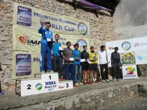 3. Gesamtrang WMRA Grand Prix 2017