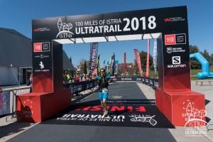 Michael Geisler beim 100 Miles of Istria